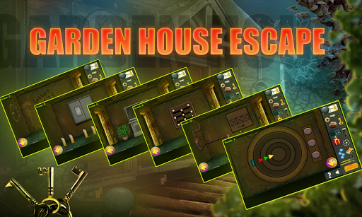 Garden House Escape Best Escape Game - 184 31.12.17 screenshots 1