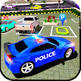 Police Car Dr Parking Mania : Parking Games 2018 icon