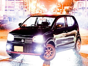 アルト HA36S FーM/Tのカスタム事例画像 Black Foxさんの2019年06月09日04:11の投稿