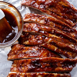 Baked Marinated Pork Ribs Recipes