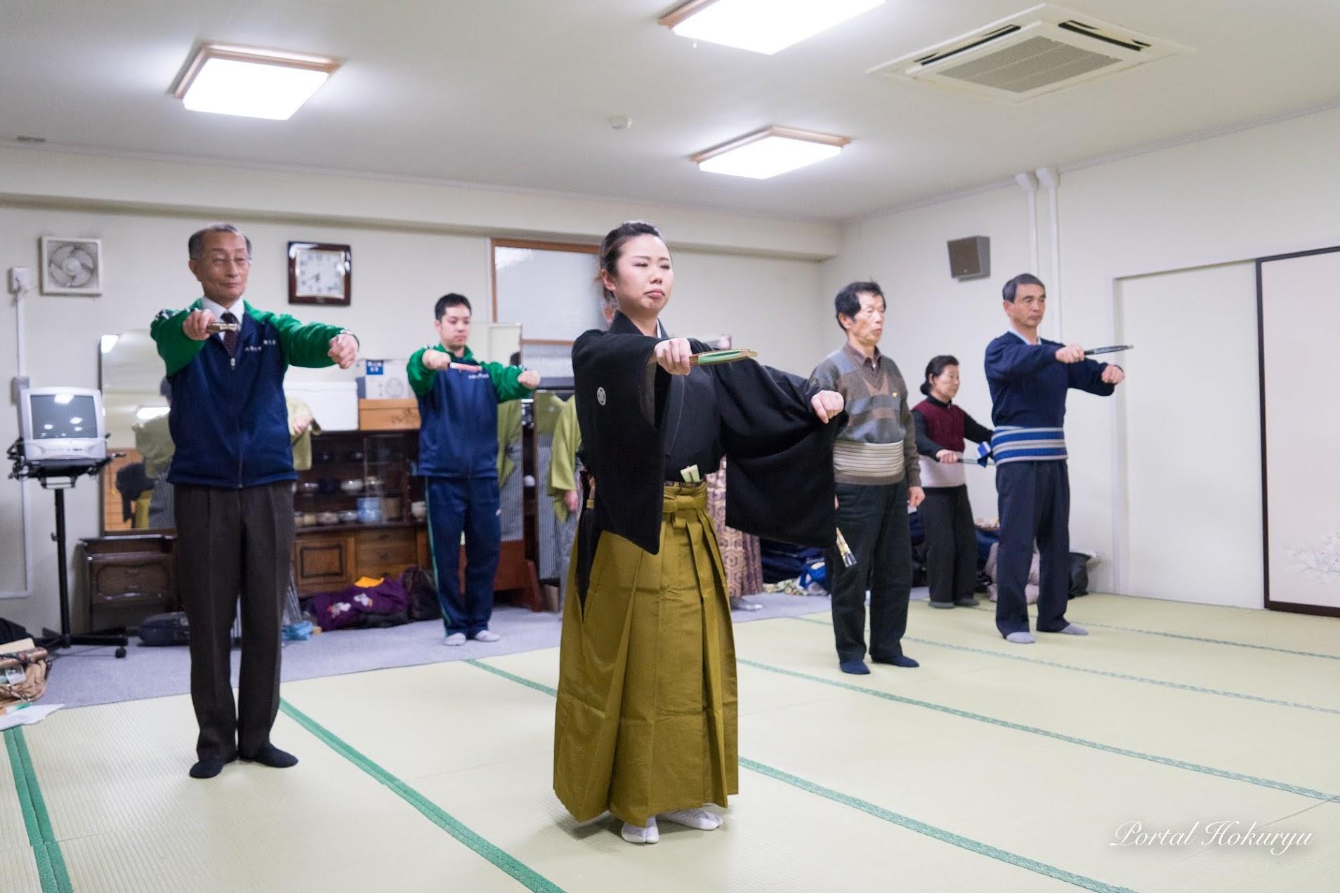 日本剣詩舞道会桜心流二代目・下屋敷桜翠 先生