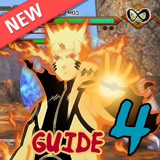 Guide Naruto Shippuden Ultimate Ninja Strom 4 :17