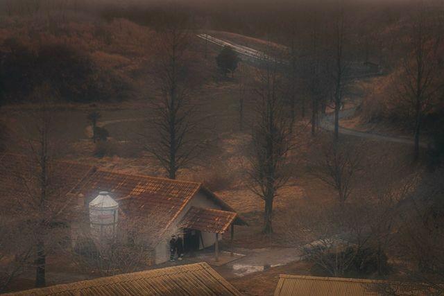 مه و غبار برای عکاسی