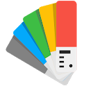 Material Design Color Palettes : Extract, Picker icon