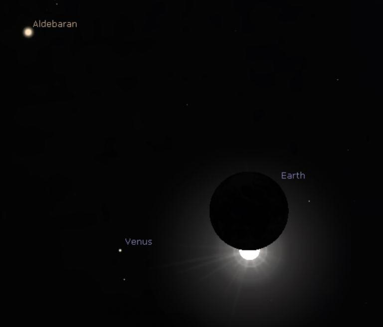 вигляд поверхні місяця