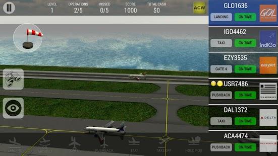 Fluglotse Simulator