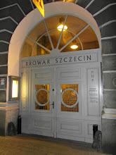 Photo: wejście do Starej Komendy