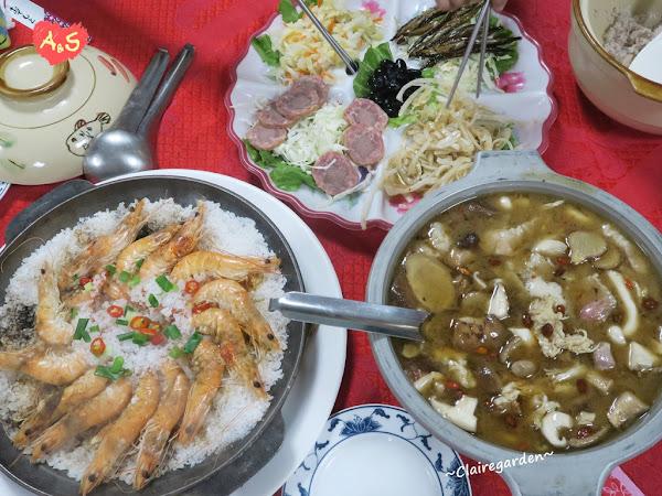 台中 南屯 田寮農莊~台中古早味。中式桌菜。走入懷舊農莊,欣賞中式美麗庭院造景,吃店家自種的食材