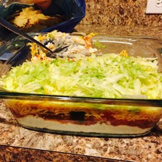 Absolutely the Best Nacho Dip Ever.