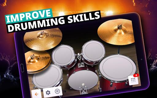 Drum Set Music Games & Drums Kit Simulator screenshot 10
