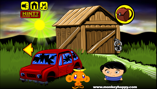 Monkey GO Happy - TOP 44 Puzzle Escape Games FREE 1.2 screenshots 6