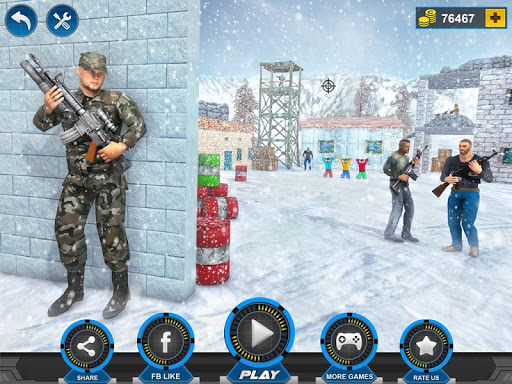 Combat Shooter: Critical Gun Shooting Strike 2020 filehippodl screenshot 10