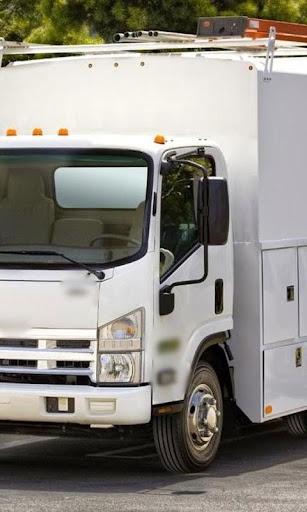 壁紙いすゞNシリーズトラック