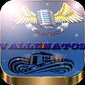 Radios de Vallenatos Gratis icon