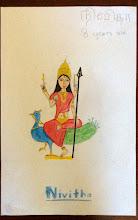 Photo: Nivitha Kandiyar - Age 8