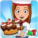 My Town : Bakery & Cooking Kids Game icon
