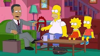 Homer, die Pfeife