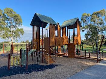 Gunns Road Reserve Playground