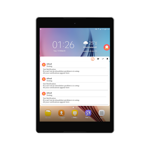 nBubble - Notifications in bubble app (apk) free download for Android/PC/Windows screenshot