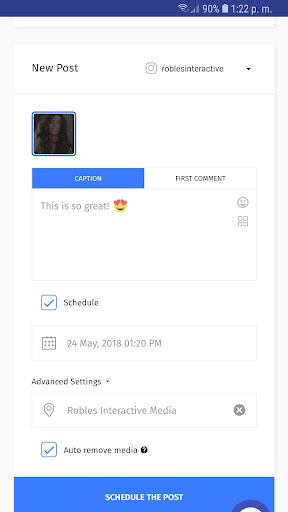 Download Postearly - Schedule & Automation for Instagram APK