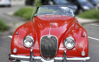 Jaguar XK 150 3.4L Rent Grand Est