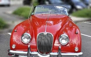 Jaguar XK 150 3.4L Rent Grand Est