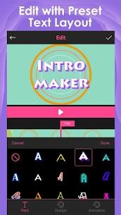 Intro Maker para YouTube – intro creador de video 2