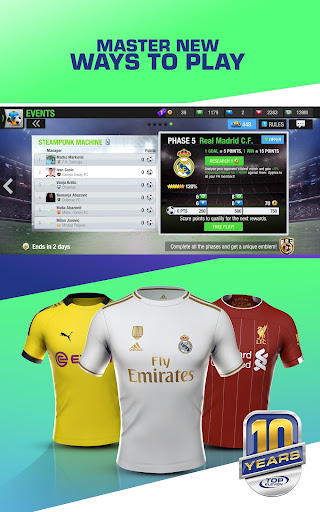 Top Eleven 2020 -  Be a soccer manager 10.0 screenshots 22