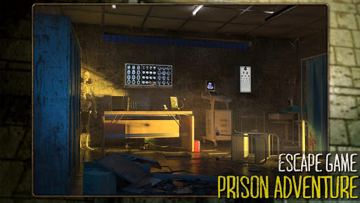 Escape game:prison adventure 11 screenshots 1