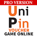 Younipin Pro - Topup Voucher Game icon