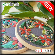 700+ Hand Embroidery Stitches icon