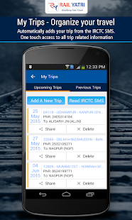 RailYatri- The NxtGen Rail App - screenshot thumbnail