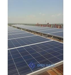 Hệ thống điện mặt trời nối lưới ba pha 15kw