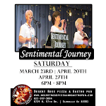 """Live Band """"Sentimental Journey"""" in the Dining Room"""