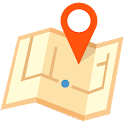 Around Me Find Local Places icon