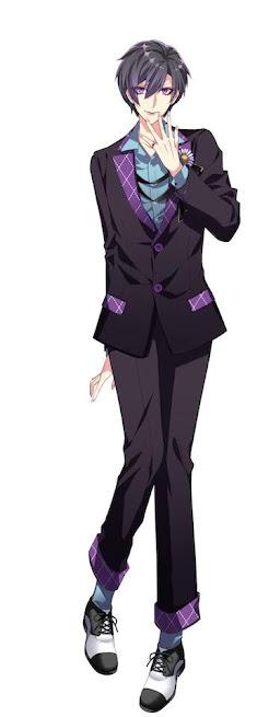 【画像】Vol.5 紫苑しおん(CV:豊永利行)