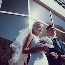 Wedding photographer Natasha Gashtold (homomusicus). Photo of 10.04.2014