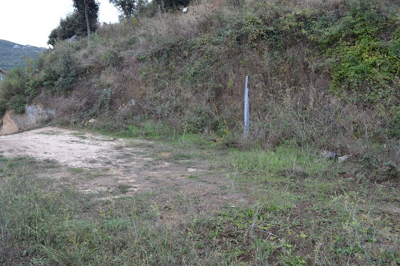 Vente terrain 2076 m2