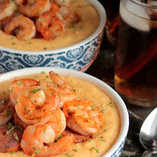 The Lazy Southern's Shrimp and Grits.