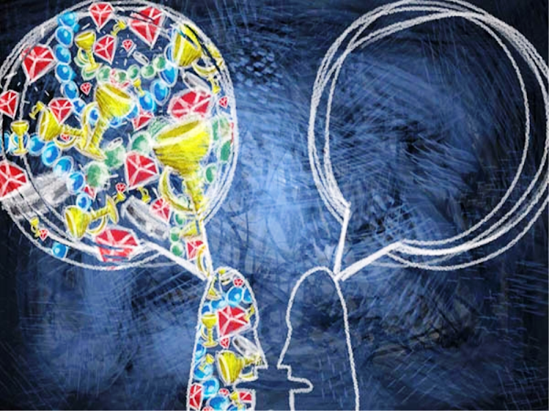 Người ngu và người trí trong Kinh Pháp Cú
