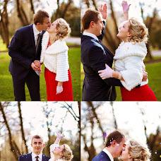 Wedding photographer Yuliya Zalesnaya (Zalesnaya). Photo of 10.04.2014