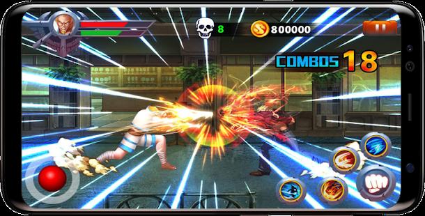 Street Fighter V tricks - náhled