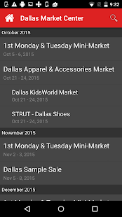 Dallas Market Center- screenshot thumbnail