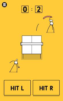 I'm Ping Pong King apk screenshot