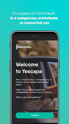 Yescapa, Motorhome Rental screenshot 1