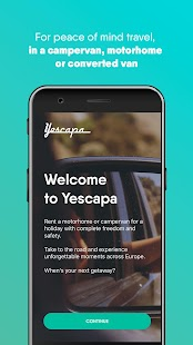 Yescapa, Motorhome Rental - náhled