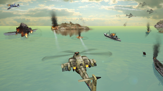Gunship Strike 3D Mod Apk (Unlimited Money) 1.1.0 for Android 2