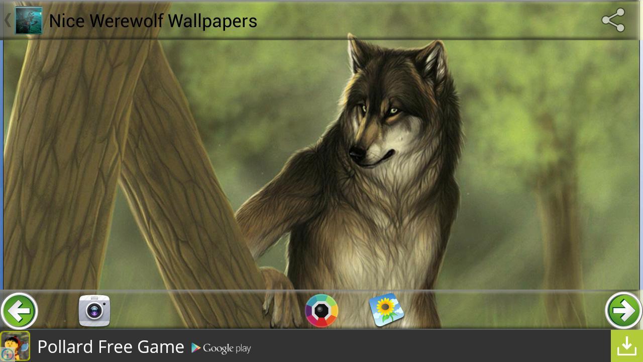 Nice werewolf - photo#8