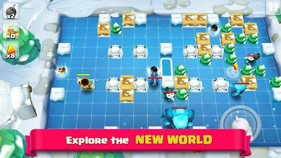 3D Bomberman: Bomber Heroes - Super Boom Game Screenshot