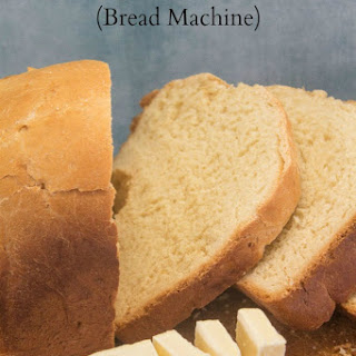 Sweet Milk White Bread (Bread Machine) Recipe